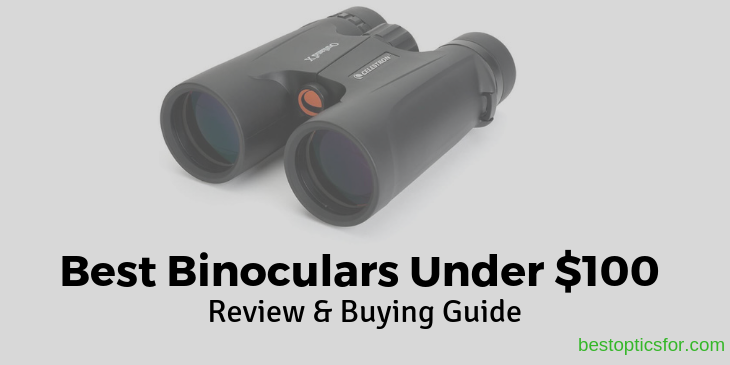 best binoculars under 100